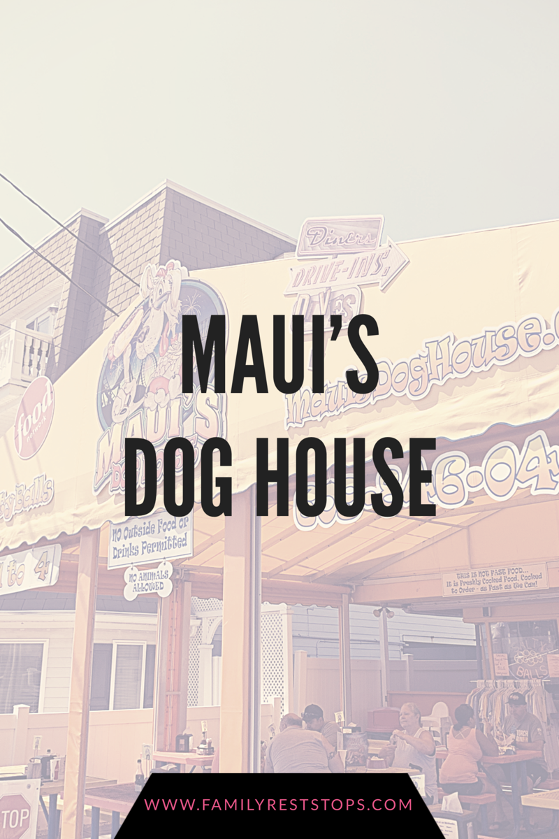 Was it Good? A Maui's Dog House Review