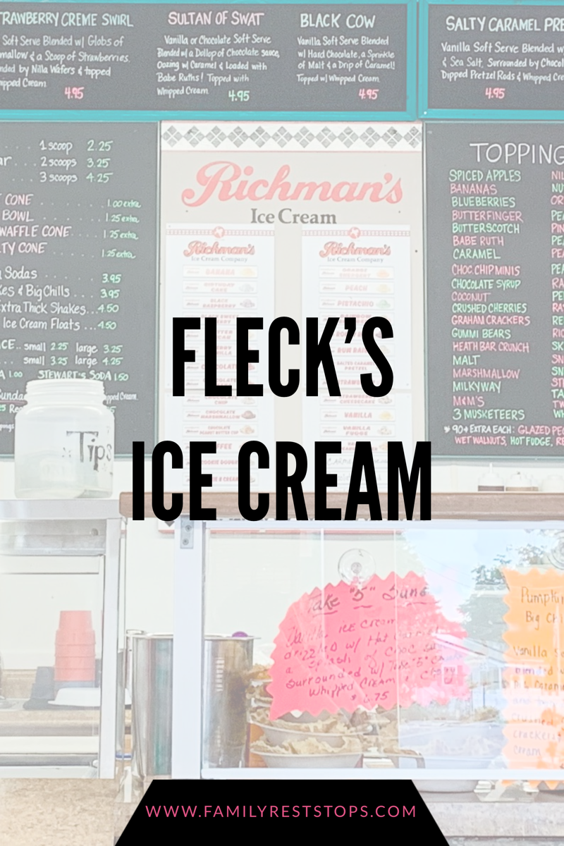 Was it Good? A Fleck's Ice Cream Review