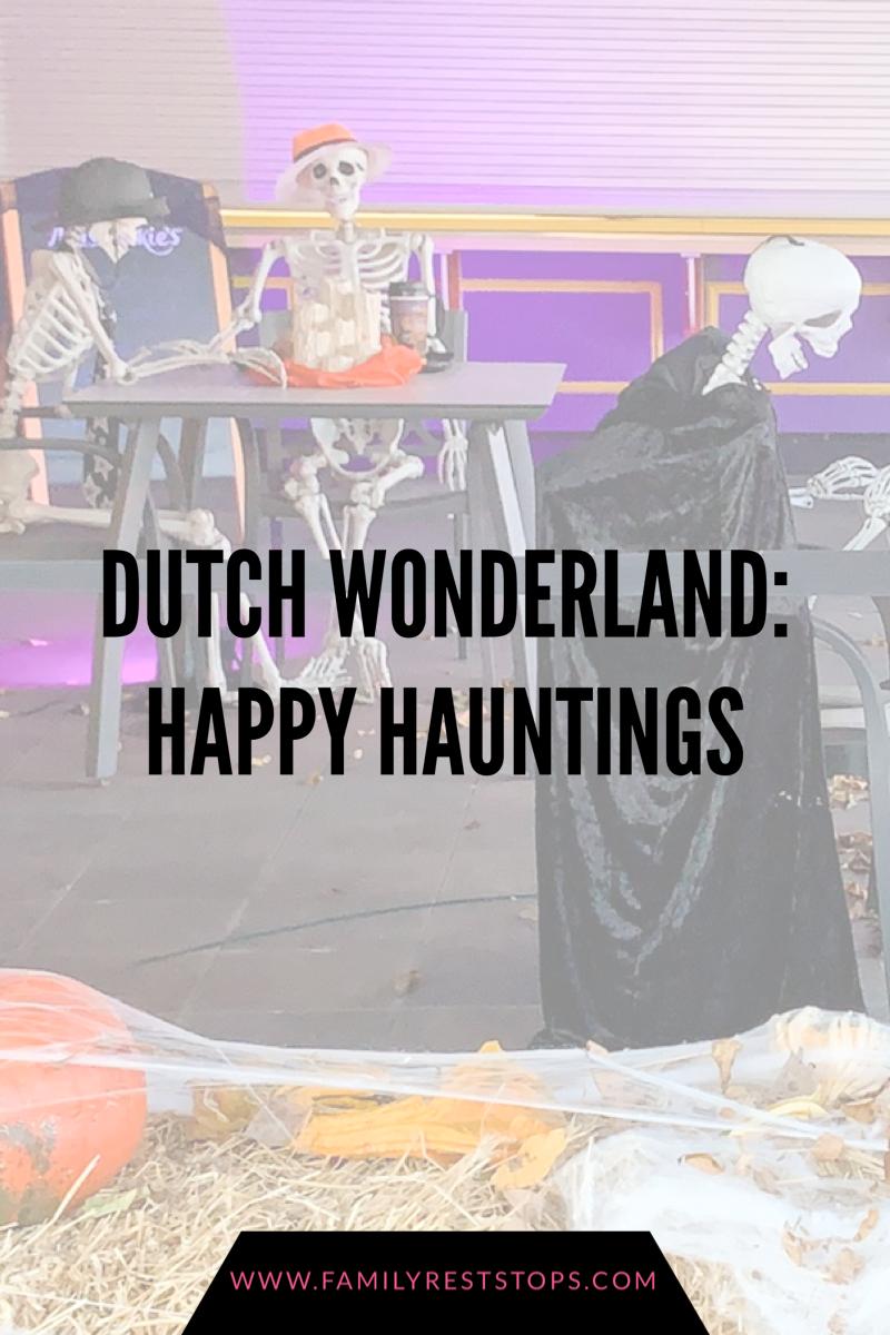 Happy Hauntings from Dutch Wonderland!